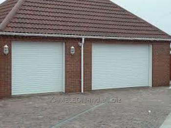 Garage-Fensterläden