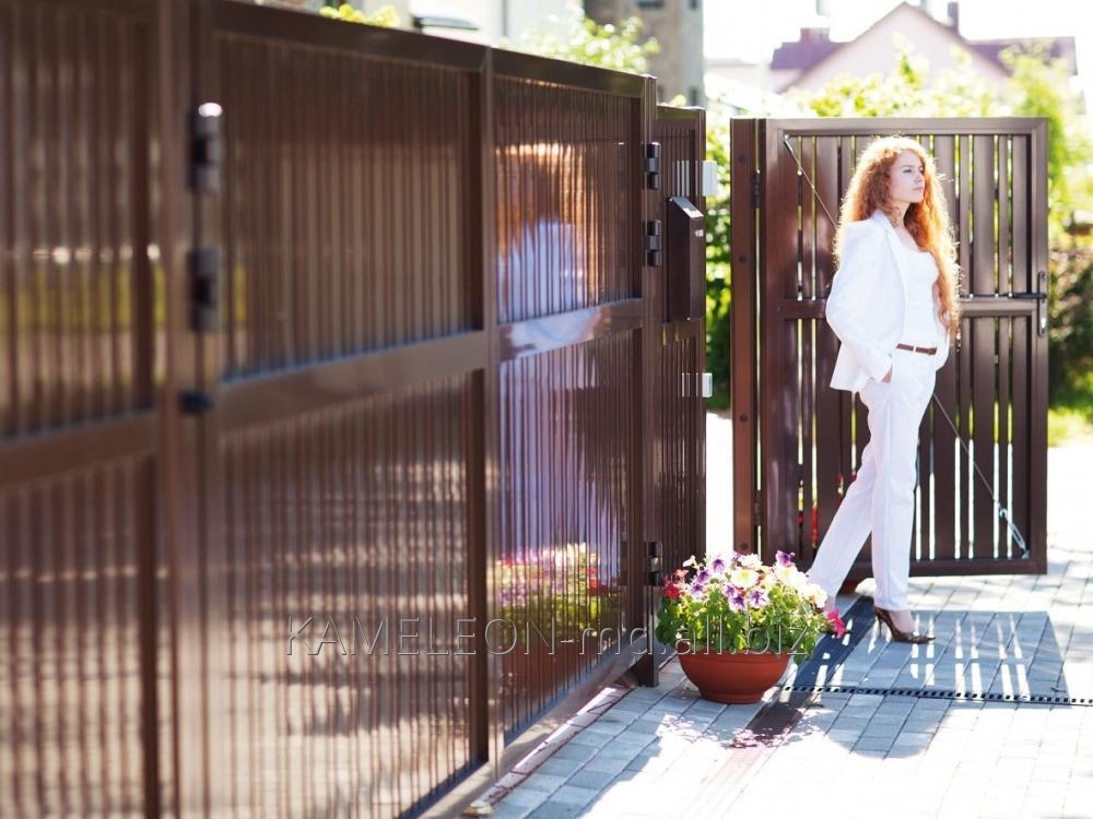 Купить Жилые ворота