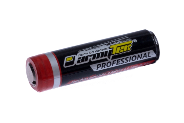 Buy Armytek 18560 Li-Ion 3400 mAh batteries