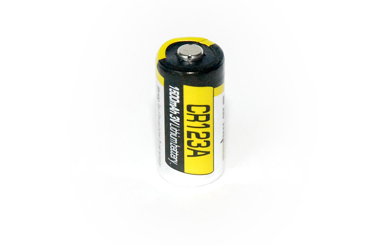 Buy Armytek CR123A Lithium 1500 mAh batteries