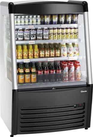 Buy Wall refrigerating show-window of Bartscher
