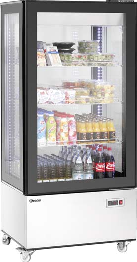 Buy Show-window refrigerating Bartscher