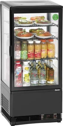 Купить Мини-витрина холодильная 78л Bartscher