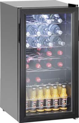 Buy Refrigerating case for drinks 88L Bartscher