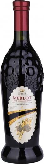 Buy Merlot Asconi Grape 2009 wine red, semiswee