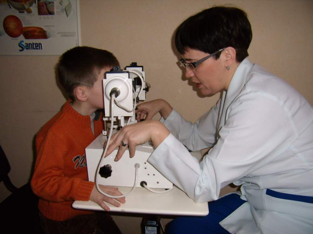 Врач офтальмолог в Кишиневе. Медицина.