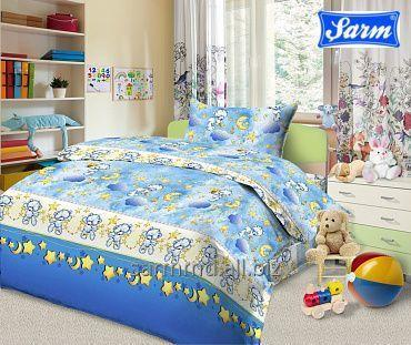Buy Bedding set of the Baby, 100% cotton