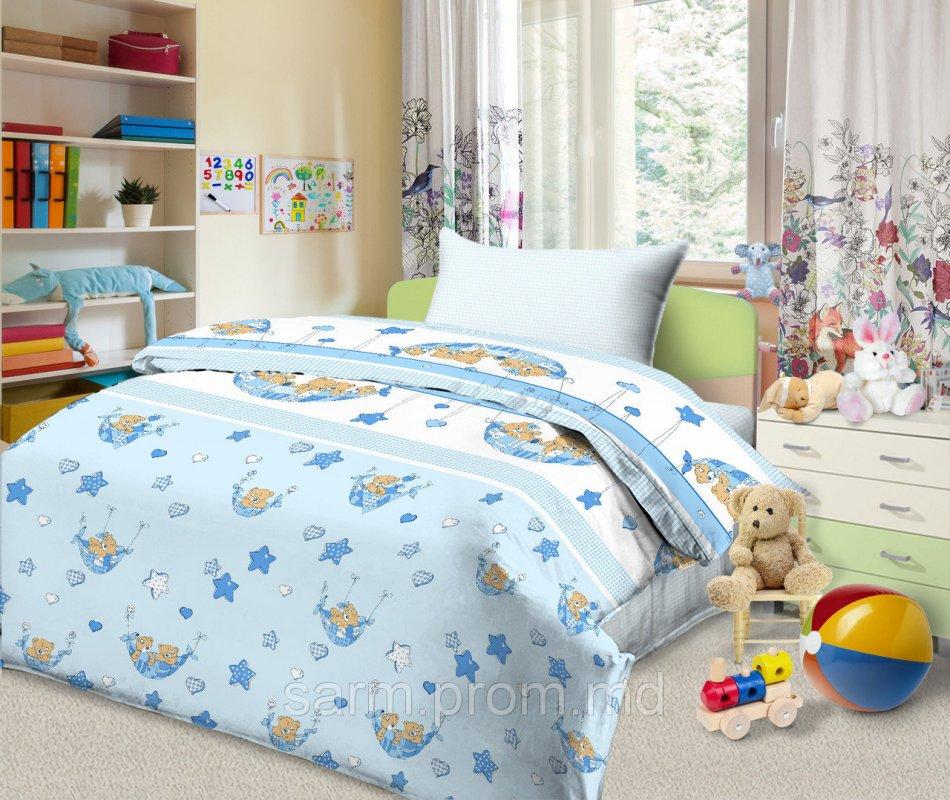 Комплект постельного белья Бэби2, 100% хлопок