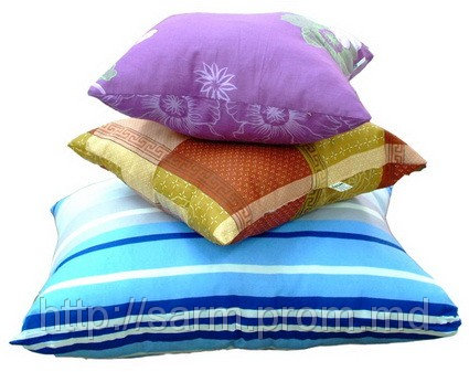 Pillow of silicone 50x70 Polyester