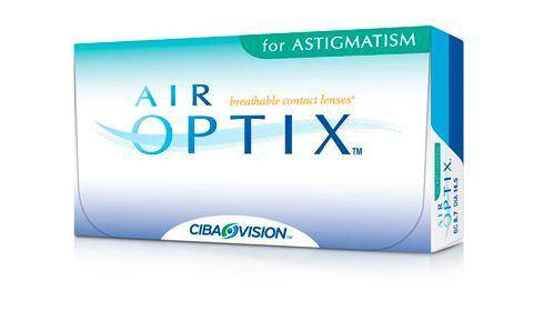 Купить Контактные линзы Air Optix for Astigmatism (6 шт. уп.)