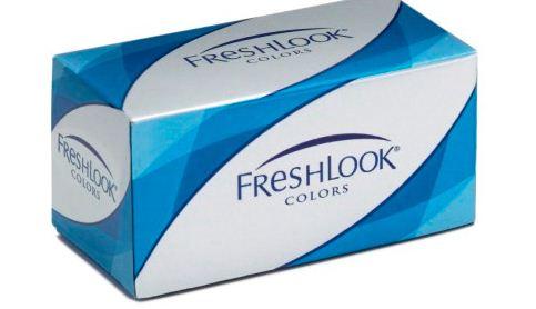 Контактные линзы FreshLook® Colors ( 2шт. уп.) (Код: 232423422)