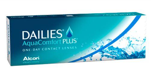 Однодневные линзы Dailies Aqua Comfort Plus (30 шт. уп.) (Код: 124355)