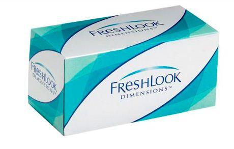 Контактные линзы FreshLook® Dimensions® (6 шт. уп.) (Код: 1133232)