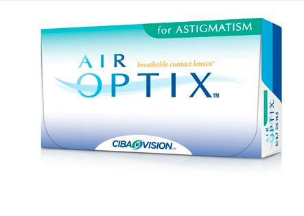 Контактные линзы Air Optix for Astigmatism (6 шт. уп.) (Код: 45675475)