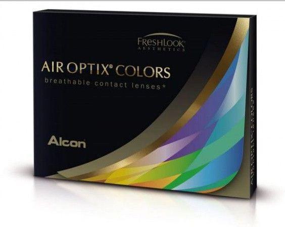 Купить Контактные линзы Air Optix Colors (2 шт. уп.) (Код: 45675475)