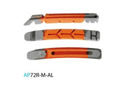 Тормозные накладки ASHIMA AP72R-M-AL