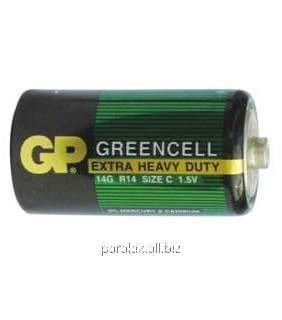 Батарея GP Greencell C