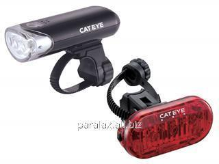 Комплект света CAT EYE HL-EL135/TL-LD135