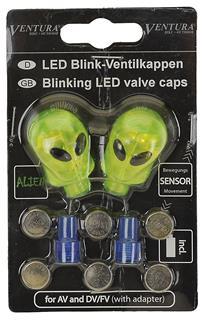 Колпачки на камеру Alien