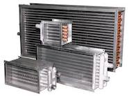 Buy Water and electric heaters for systems of ventilation.