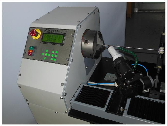 Buy The UEIL-10 installation for an electrospark alloying