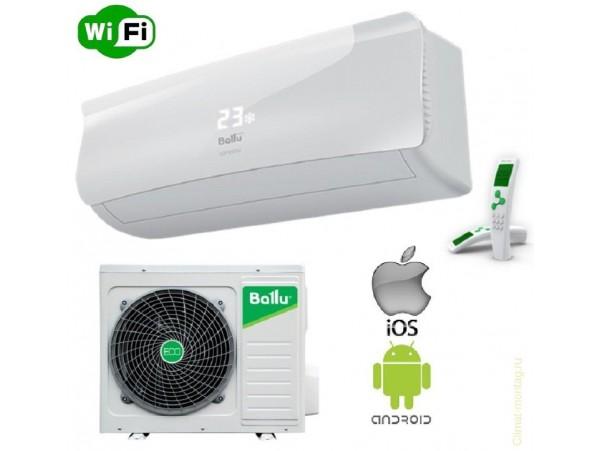 Купить Кондиционер BALLU BSAI-09HN1_15Y inverter