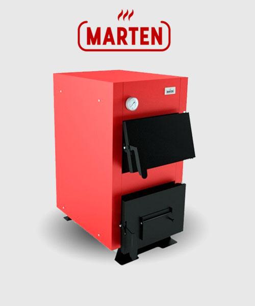 Купить Твердотопливный котел Marten Base 18kw