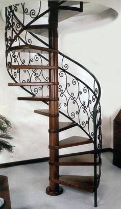 Купить Металлические каркасы лестниц