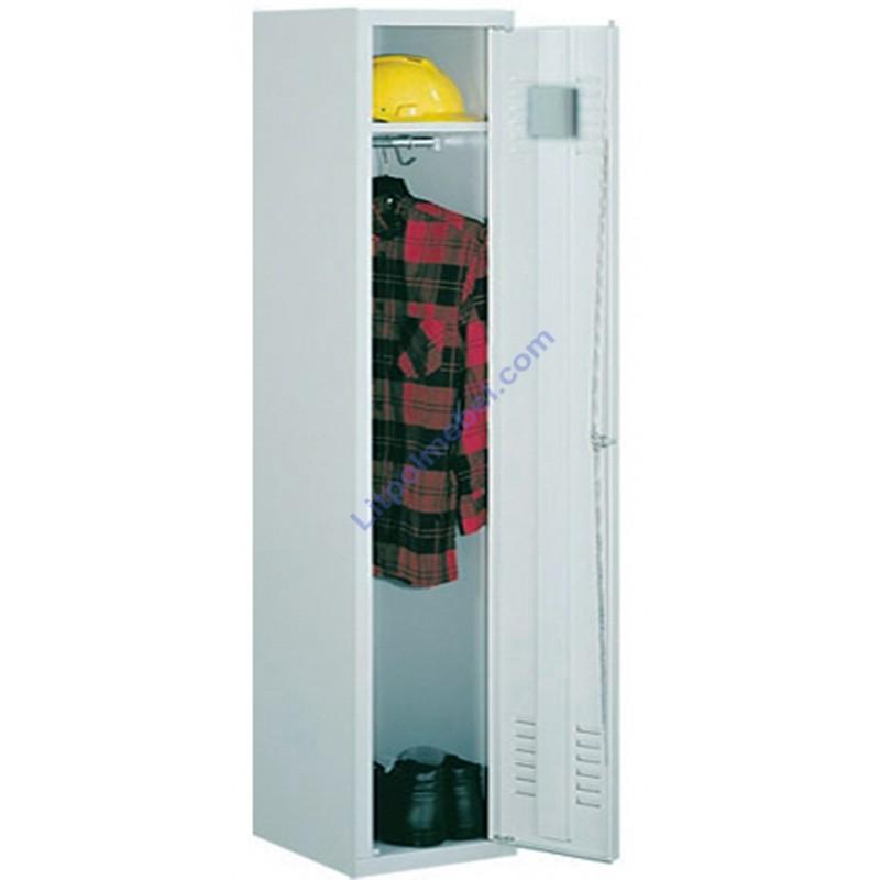 Металлический гардеробный шкаф - сварная конструкция Sum 410 б/п