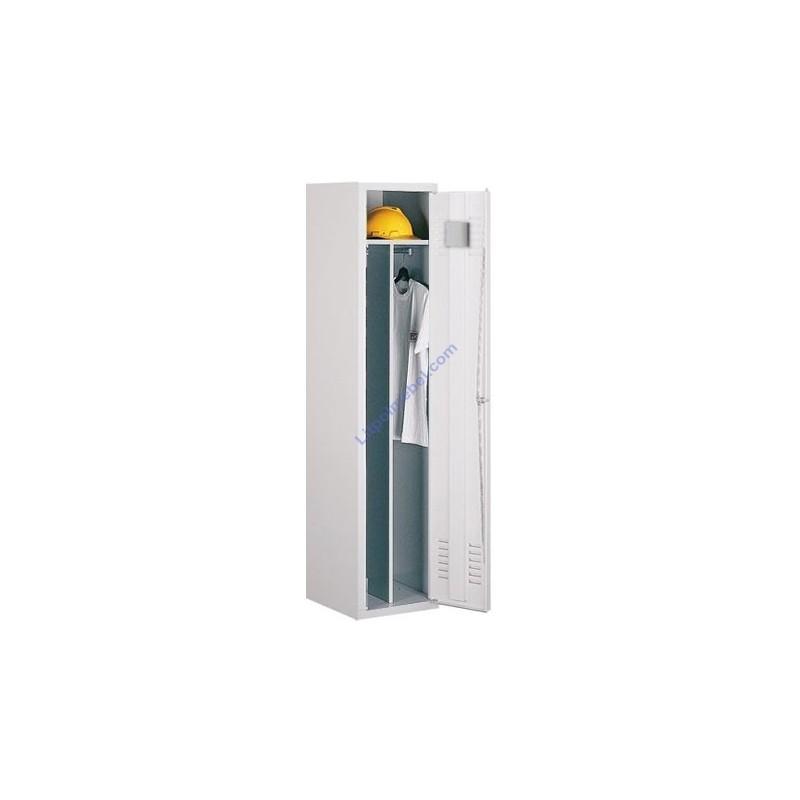 Металлический гардеробный шкаф - сварная конструкция Sum 410