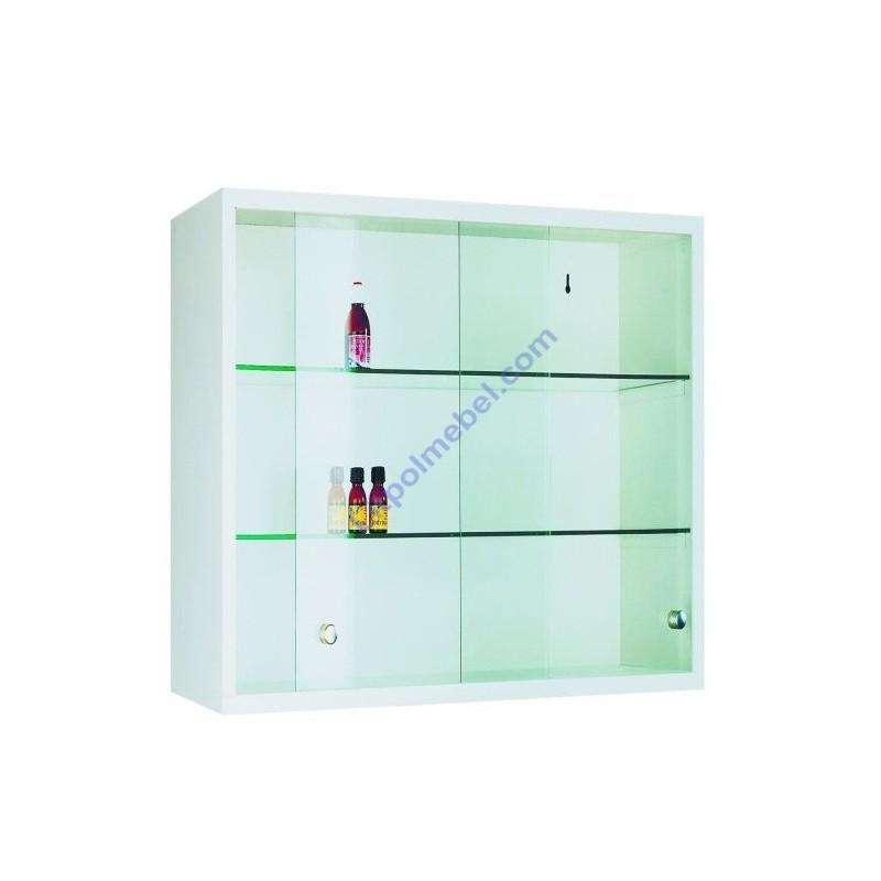 Купить Подвесной металлический шкаф с передвижными дверьми Szl 102