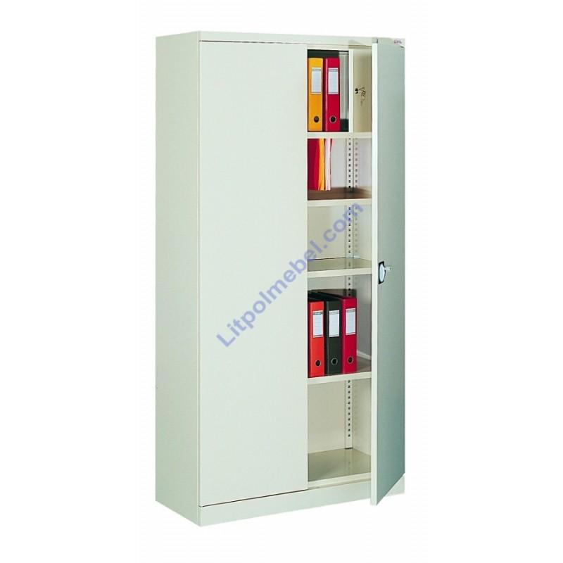 Купить Металлический офисный шкаф с тайником Sbm 213
