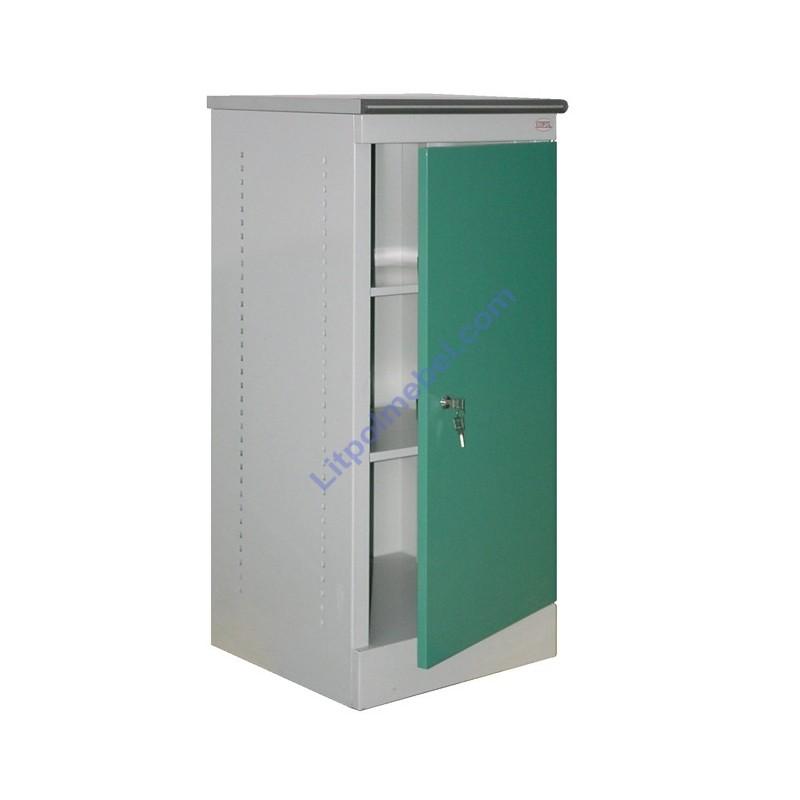 Купить Канцелярский шкаф-тумба с двумя переставными полками Zbm 104