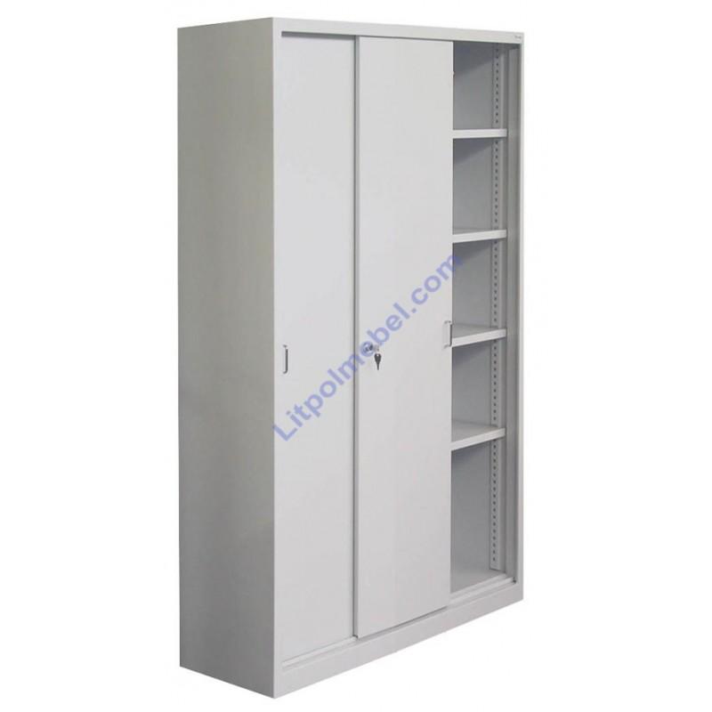 Купить Шкаф-купе для документов металлический Sbm 222