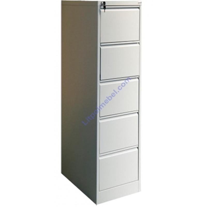 Картотечный шкаф из металла Szk 301/5