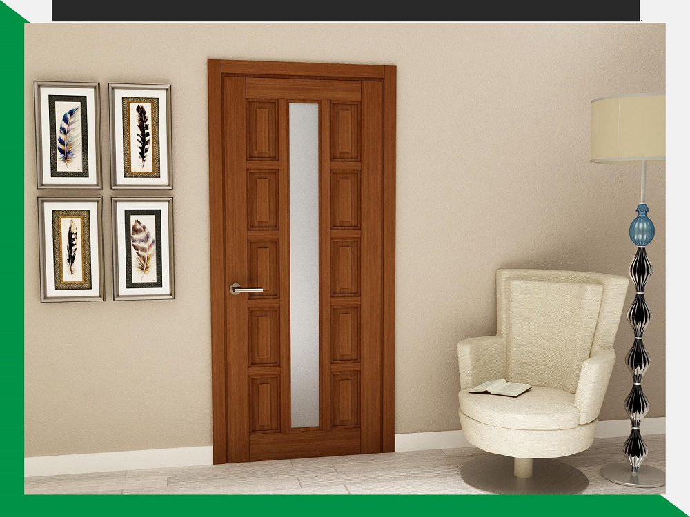 Купить Двери межкомнатные модель Taket PL 03