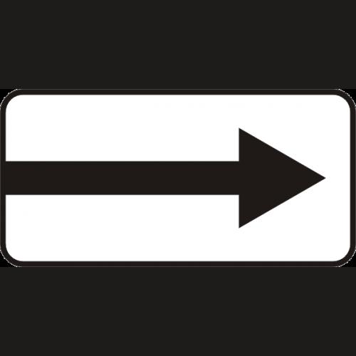 Купить Знак дополнительной информации Направление действия 6.5.1 - 6.5.3