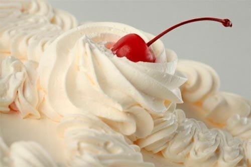La crème de confiserie