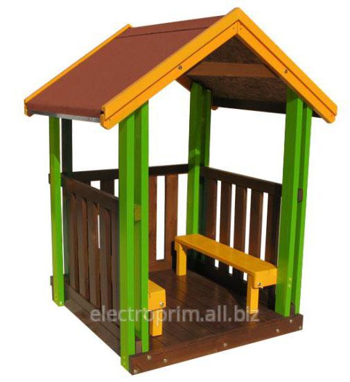 Купить Детская беседка: B01