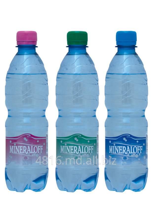 Купить Вода очищенная питьевая- MINERALOFF