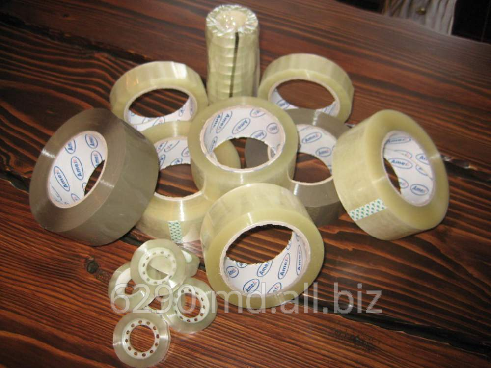 Adhesive tape packaging