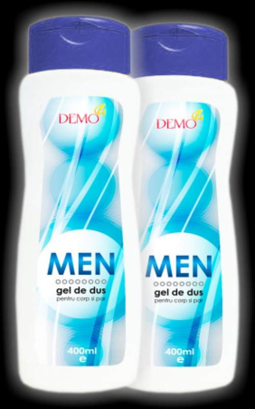 Гель для душа  Gel dus Demo 400ml Men