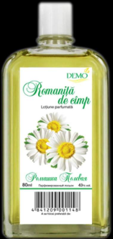 Купить Одеколон Lotiune parfumata 80ml Romanita de camp
