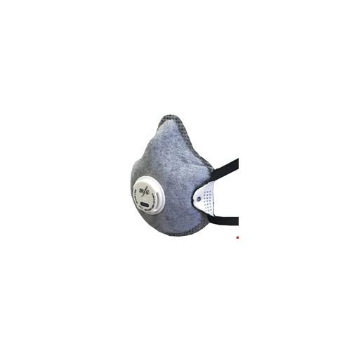 Активная углеродная маска F-267V-AC ACID FFP2 NR D