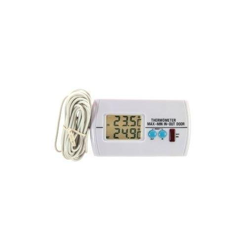 Электронный термометр MAX - MIN -10 + 50 ° C, датчик