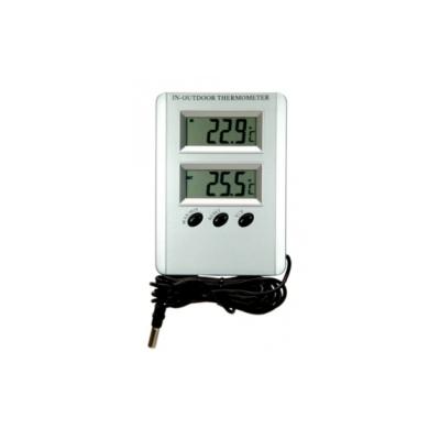 Электронный термометр MAX - MIN -10 + 50 ° C, датчик, магнит