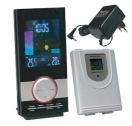 Электронная станция термометр -20 ° C + 60 ° C