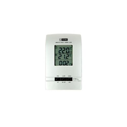 Электронная станция для измерения температуры -50 ° C + 70 ° C