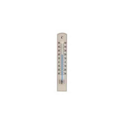 Купить Комнатный термометр деревянный 200x35mm-white 20580