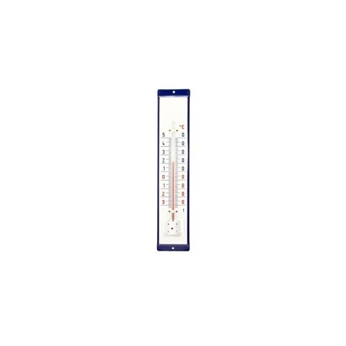 Наружный термометр эмалированный 860x140 мм 221200
